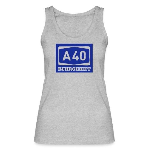 A40 - Ruhrgebiet - Männer klassischT-Shirt - Frauen Bio Tank Top von Stanley & Stella