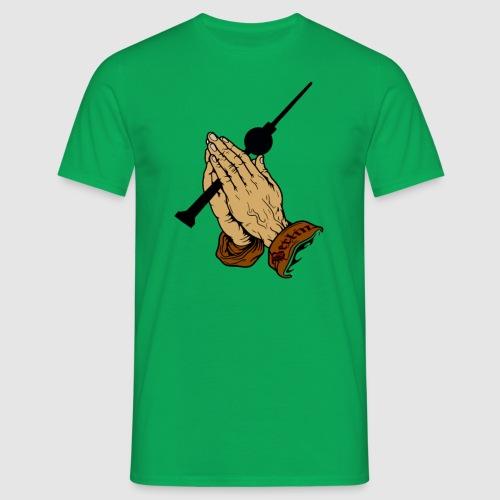 Berlin Amen - Männer T-Shirt