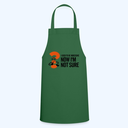 Green Indecisive Mens T-Shirt - Cooking Apron