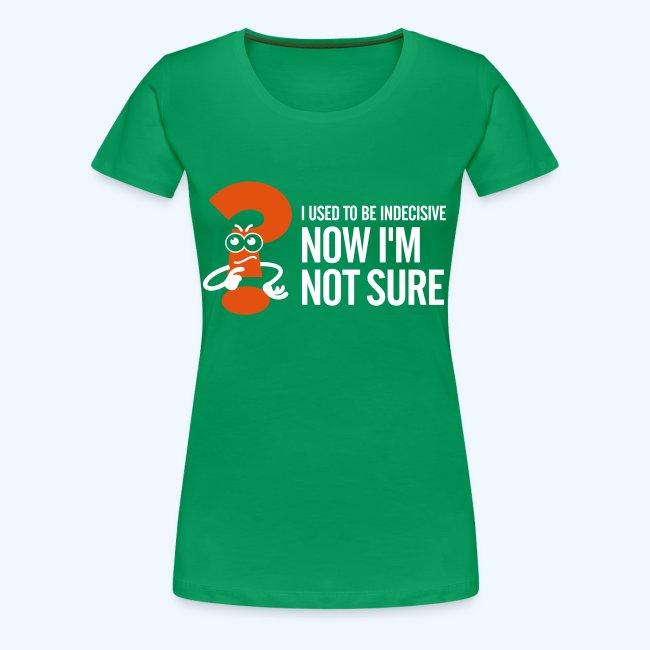 Green Indecisive Mens T-Shirt