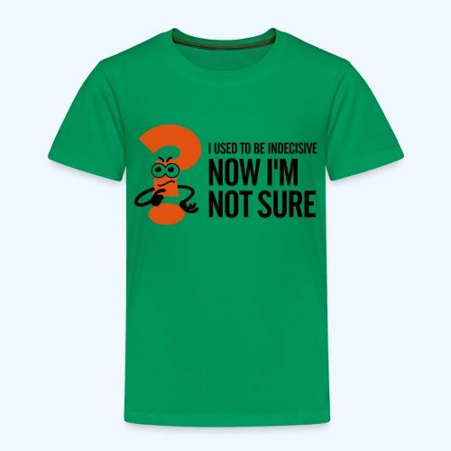 Green Indecisive Mens T-Shirt - Kids' Premium T-Shirt