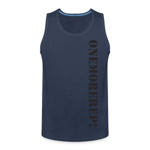 ONEMOREREP! - Men's Premium Tank Top