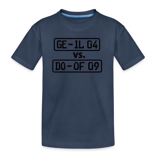 GE-IL 04 vs DO-OF 09 - Teenager Premium Bio T-Shirt