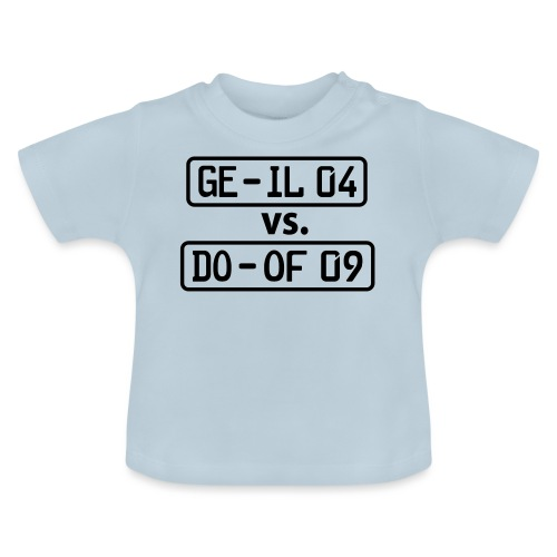 GE-IL 04 vs DO-OF 09 - Baby T-Shirt