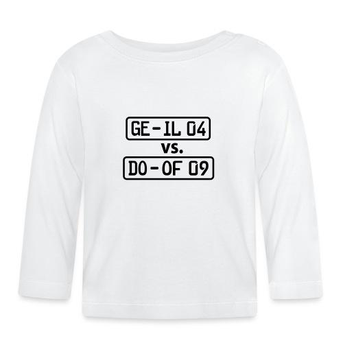 GE-IL 04 vs DO-OF 09 - Baby Langarmshirt