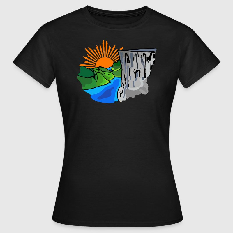 Preikestolen Norway new - Women's T-Shirt