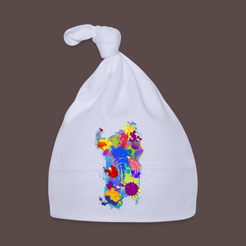 Sardegna, Silhouette Paint - donna - Cappellino neonato