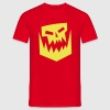 orc face - Men's T-Shirt