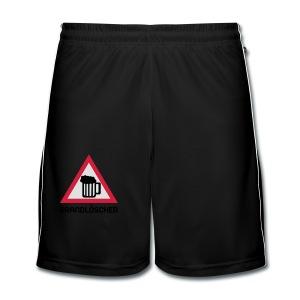 Brandlöscher FlexShirt HQ - Männer Fußball-Shorts
