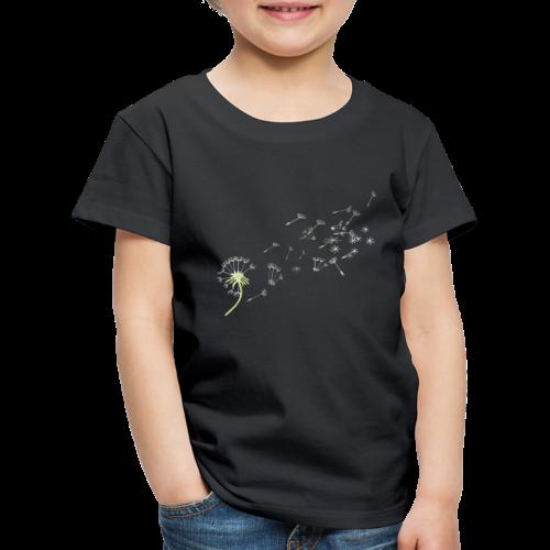 Schirme im Wind Shirt - Kinder Premium T-Shirt