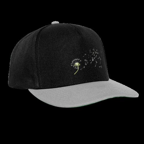 Schirme im Wind Shirt - Snapback Cap