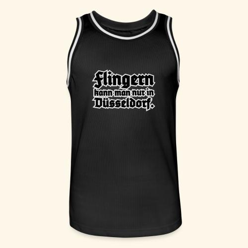 Flingern, Girlie - Männer Basketball-Trikot