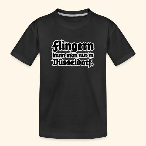 Flingern, Girlie - Teenager Premium Bio T-Shirt