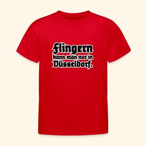 Flingern, Girlie - Kinder T-Shirt