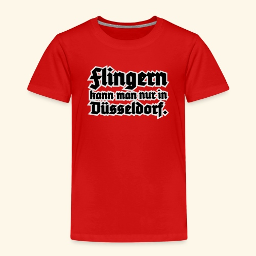 Flingern, Girlie - Kinder Premium T-Shirt