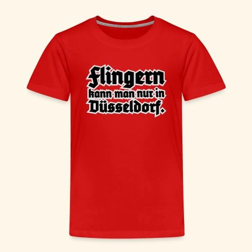 Flingern, Girlie - Kinder Premium T-Shirt
