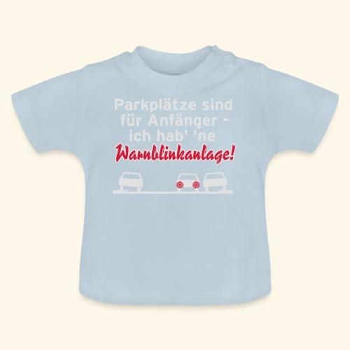 Warnblinker, Kerlie - Baby T-Shirt