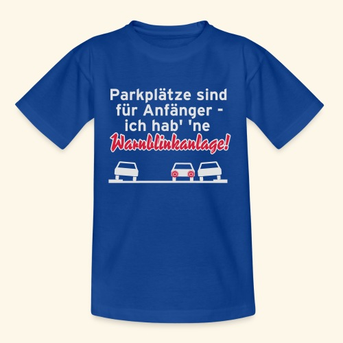 Warnblinker, Kerlie - Kinder T-Shirt