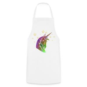 Einhorn Shirt - Kochschürze