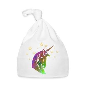 Einhorn Shirt - Baby Mütze