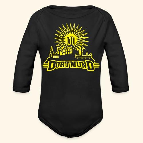 Dortmund, Girlie - Baby Bio-Langarm-Body