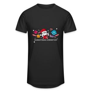 Damenshirt Weihnachtskugelworkshop - Männer Urban Longshirt