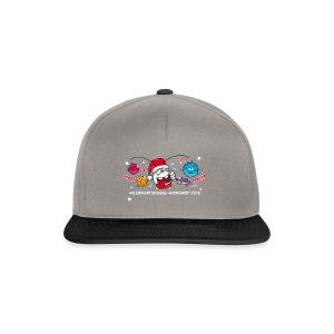 Damenshirt Weihnachtskugelworkshop - Snapback Cap