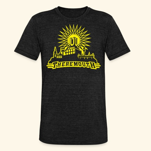 Dortmund, international, Biggie - Unisex Tri-Blend T-Shirt von Bella + Canvas