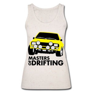 Masters of drifting HQ Flock - Frauen Bio Tank Top von Stanley & Stella