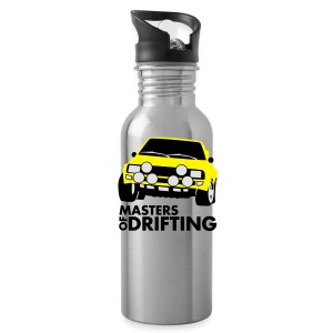 Masters of drifting HQ Flock - Trinkflasche