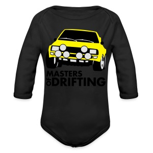 Masters of drifting HQ Flock - Baby Bio-Langarm-Body