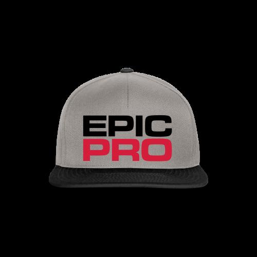 Epic Pro T-Shirt - Snapback Cap