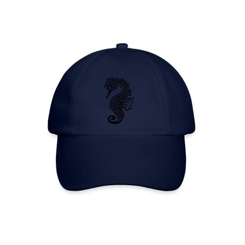 shirt seepferdchen - Baseballkappe