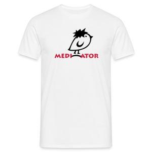 TWEETLERCOOLS - Mediator - Männer T-Shirt