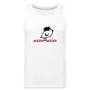 TWEETLERCOOLS - Mediator - Männer Premium Tank Top
