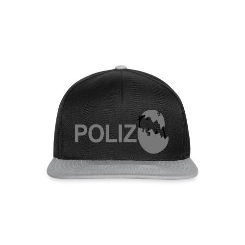 TWEETLERCOOLS - POLIZEI | Männer 5XL - Snapback Cap