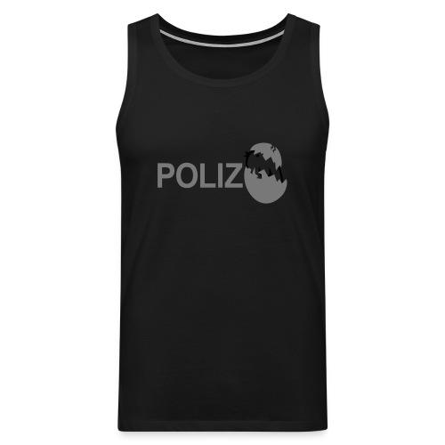 TWEETLERCOOLS - POLIZEI | Männer 5XL - Männer Premium Tank Top