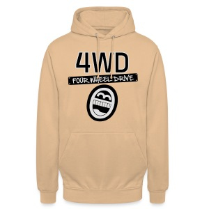 4WD Smile - Unisex Hoodie