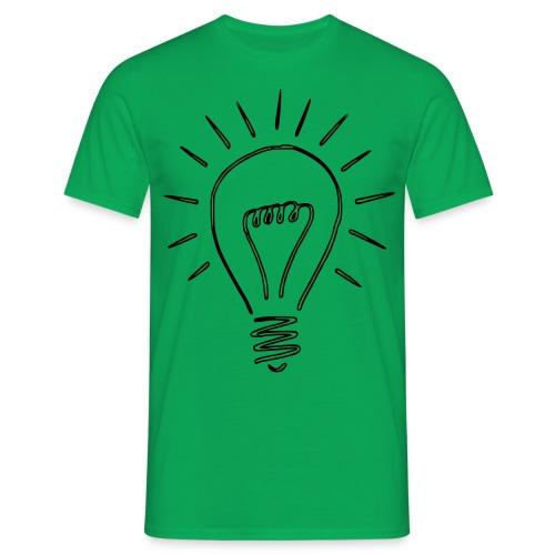 Et la lumière fût! - T-shirt Homme