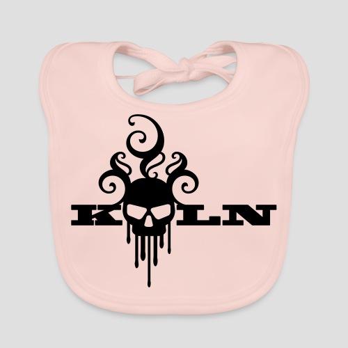 Köln Skull - Baby Bio-Lätzchen