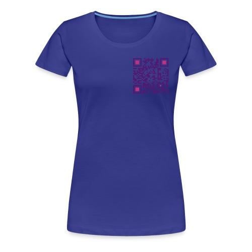 Nur Gucken Nicht anfassen. Do not touch. - Frauen Premium T-Shirt