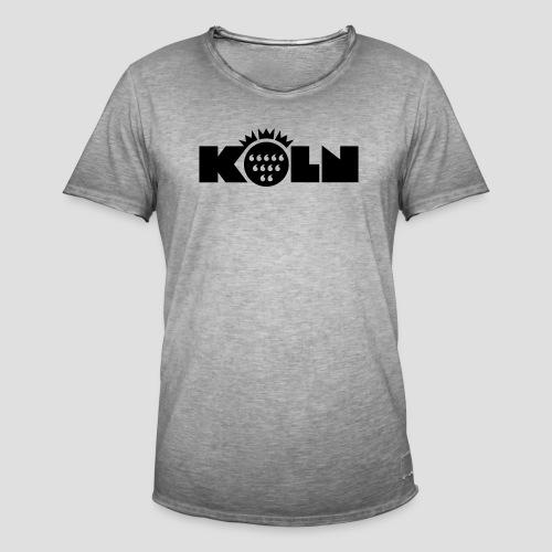 Köln Wappen modern T-Shirts - Männer Vintage T-Shirt