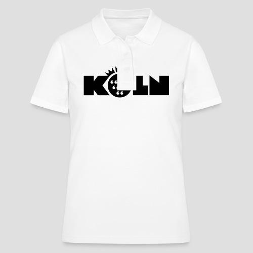 Köln Wappen modern T-Shirts - Frauen Polo Shirt