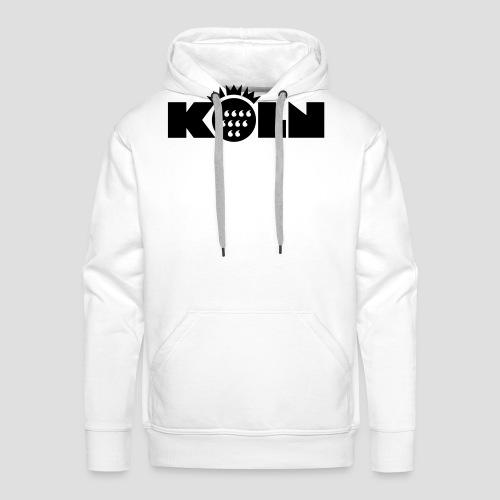 Köln Wappen modern T-Shirts - Männer Premium Hoodie
