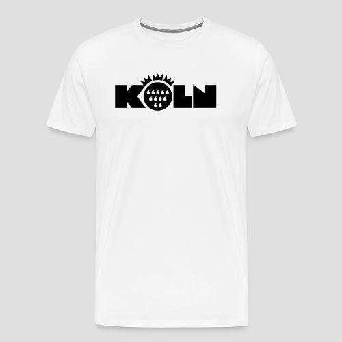 Köln Wappen modern T-Shirts - Männer Premium T-Shirt