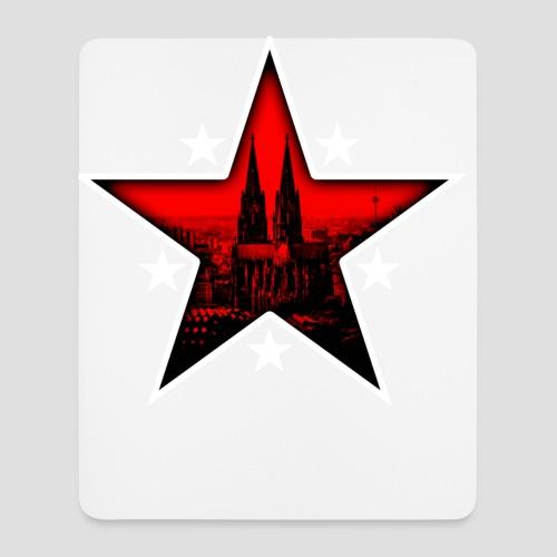 K  RedStar - Mousepad (Hochformat)