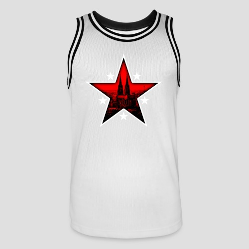 K  RedStar - Männer Basketball-Trikot