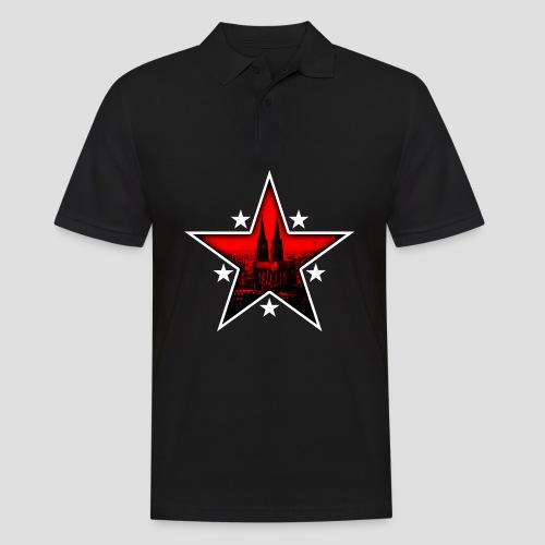 K  RedStar - Männer Poloshirt