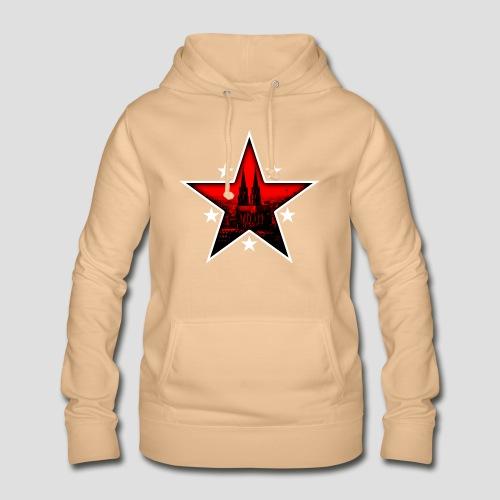K  RedStar - Frauen Hoodie