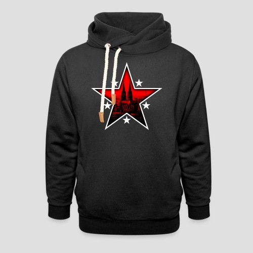 K  RedStar - Schalkragen Hoodie